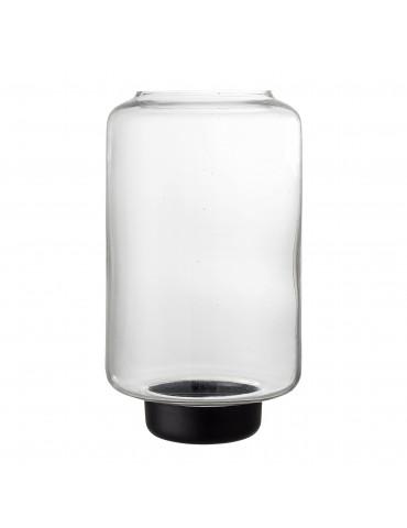 Klasyczny świecznik szklany Bloomingville