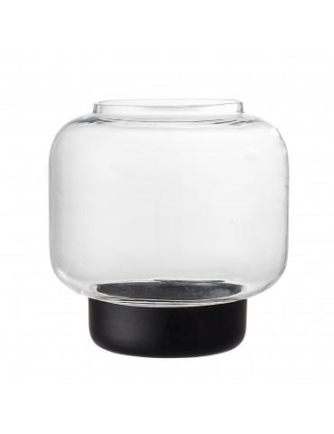 Świecznik szklany Tekin Bloomingville