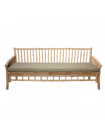 Sofa ogrodowa bambusowa...