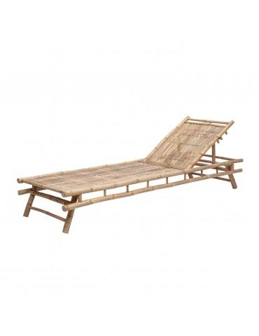 Leżak bambusowy Sole marki Bloomingville