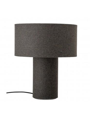 Lampa stołowa szara marki...