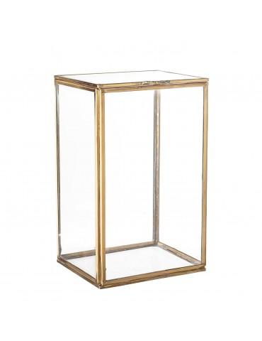Szklane ozdobne pudełko Bloomingville