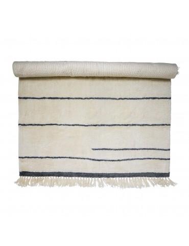 dywan jasny wełniany