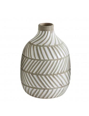 Ozdobny wazon z terakoty