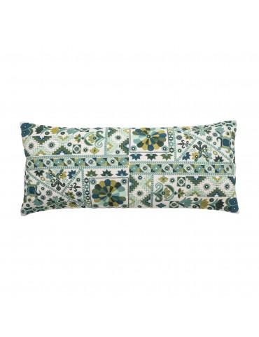 prostokątna poduszka dekoracyjna
