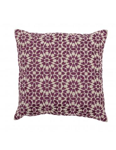 poduszka dekoracyjna fioletowa