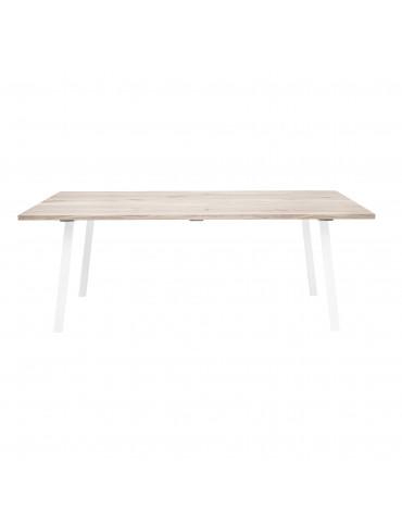 Stół z blatem dębowym Cozy Bloomingville