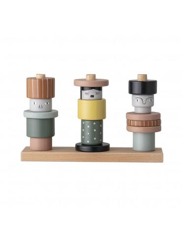 Zabawka drewniana układanka
