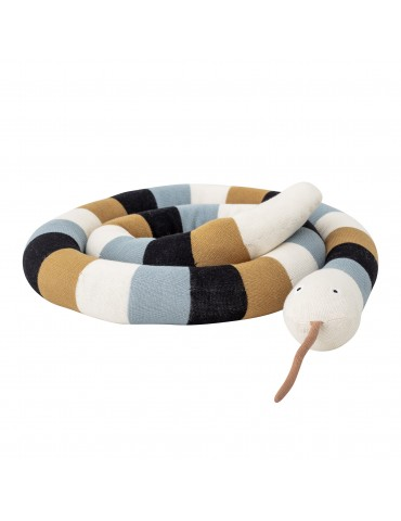 Zabawka pluszowa wąż marki Bloomingville