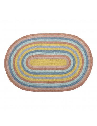 Kolorowy dywan dziecięcy