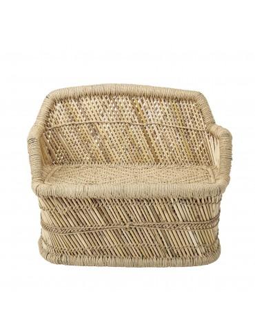 Bambusowa sofa dziecięca Luca Bloomingville
