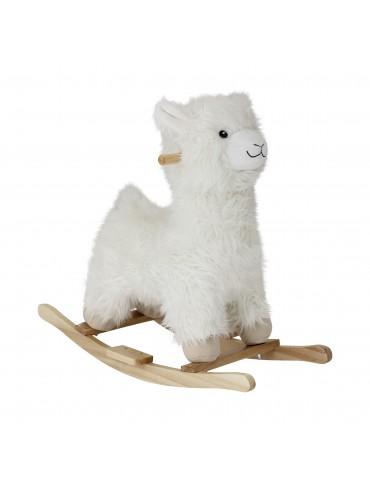Zabawka na biegunach- Lama