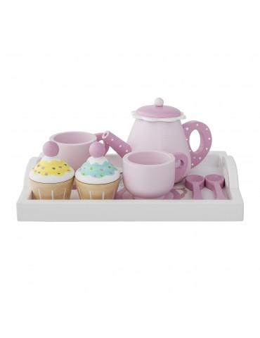 Zabawka zestaw do serwowania herbaty