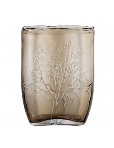 Ozdobny szklany wazon