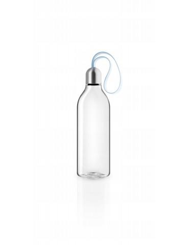 Butelka na wodę niebieska