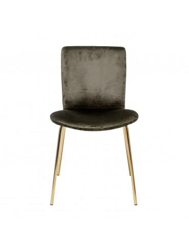 Krzesło zielone Bloom marki Bloomingville