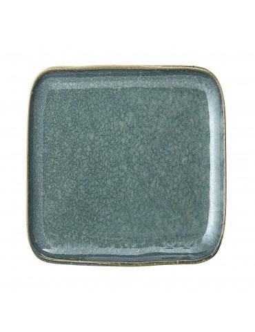 Elegancki kwadratowy talerz