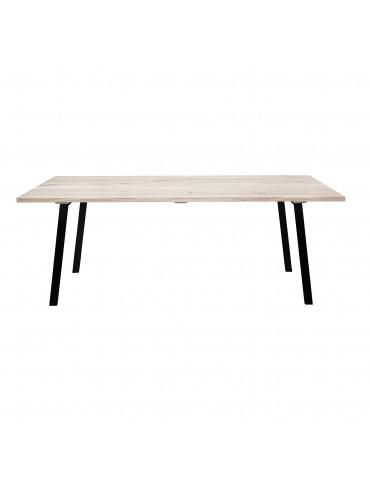 Stół dębowy Cozy marki Bloomingville