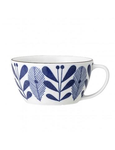 elegancki kubek porcelanowy