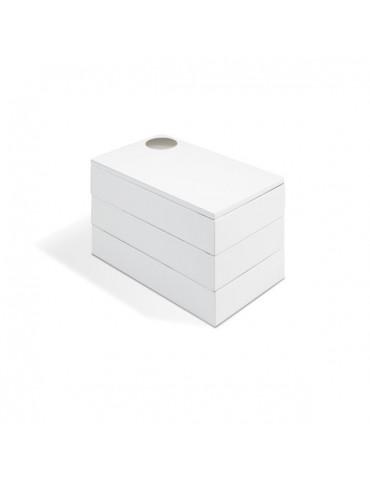 Pudełko na biżuterię Spindle marki Umbra