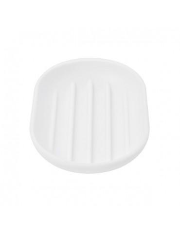 Praktyczna biała mydelniczka