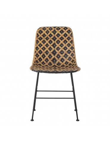 Krzesło z rattanu Kitty Bloomingville