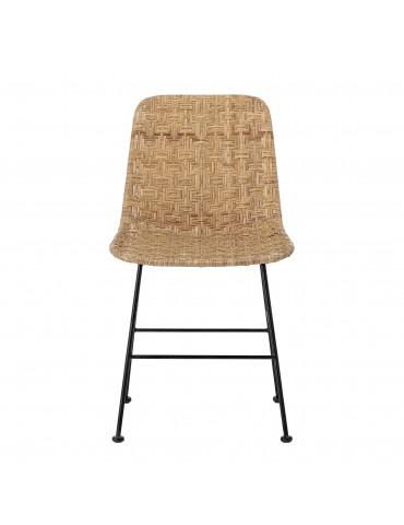 Krzesło rattanowe Kitty Bloomingville