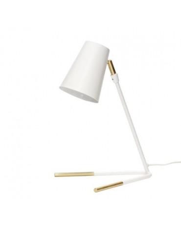 lampa stołowa biała nowoczesna