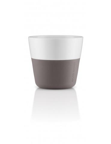 Nowoczesna filiżanka do kawy z osłonką