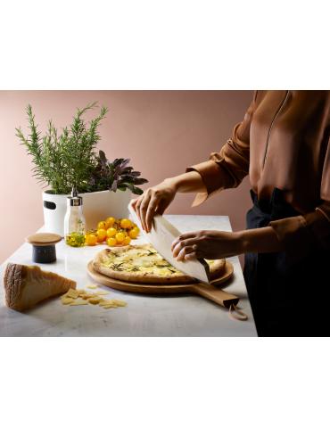 Noż do siekania i pizzy