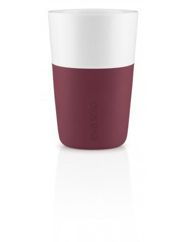 Filiżanka cafe latte czerwona Eva Solo