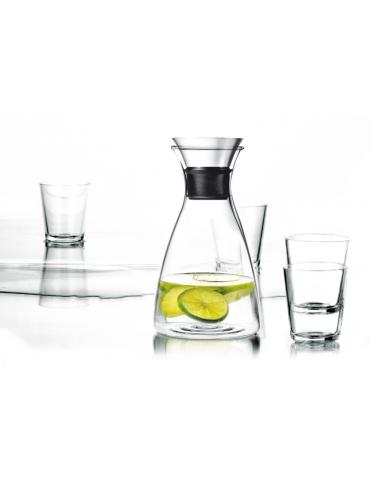 Karafka szklana ze szklankami zestaw Eva Solo