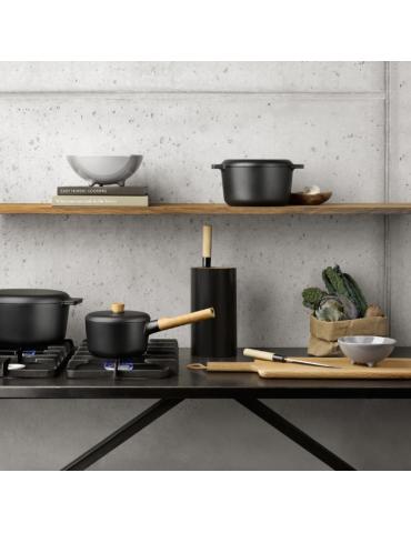 Garnki czarne kolekcja Nordic Kitchen marki Eva Solo