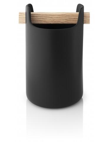 Pojemnik na przybory czarny Toolbox marki Eva Solo