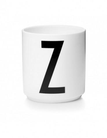 Kubek z literą Z