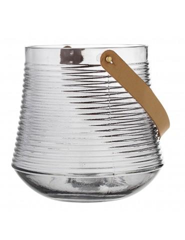 Lampion szklany Parilla Bloomingville