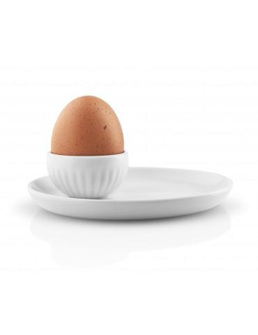 Porcelanowy kieliszek do jajek Legio Nova marki Eva Solo