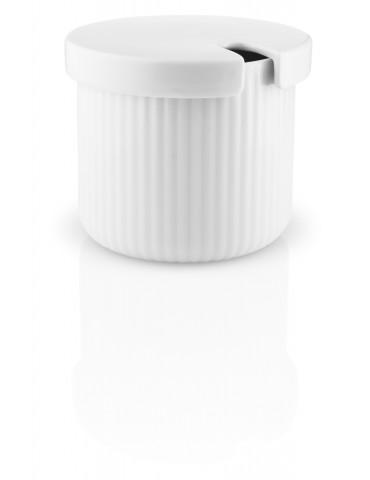 Biały pojemnik z pokrywką Legio Nova marki Eva Solo