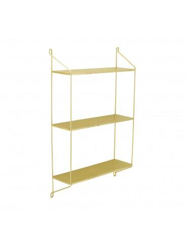 Półka wisząca złota Layla marki Bloomingville