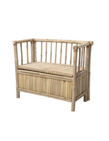 Bambusowa ławka dziecięca Samin Bloomingville
