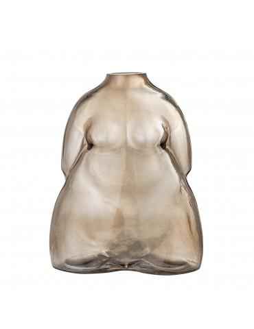 Szklany wazon dekoracyjny Evie Bloomingville