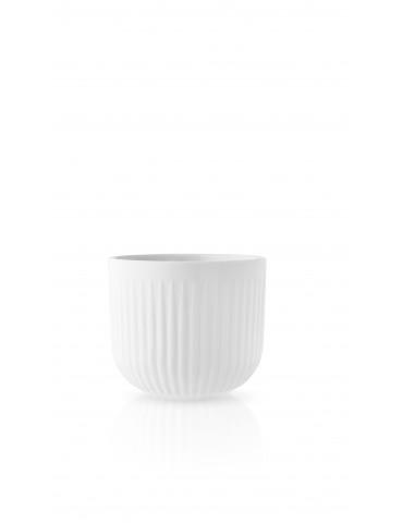 Doniczka biała z porcelany Eva Solo