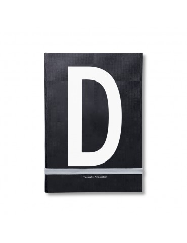 Notatnik osobisty Design Letters. Pomysł na prezent