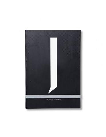 Notatnik osobisty Design Letters.