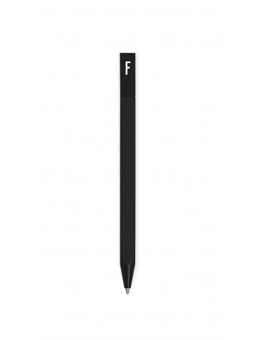 Długopis z literą F